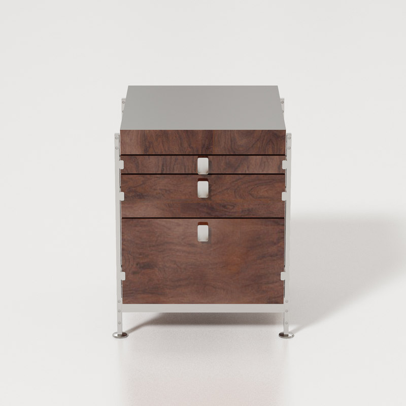 chest drawers jules wabbes model