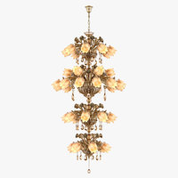 chandelier md 3269-40 osgona 3D model
