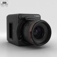 3D canon me20f-sh me20f model