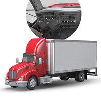 box truck t440 model