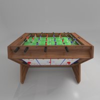 table 3 1 football model