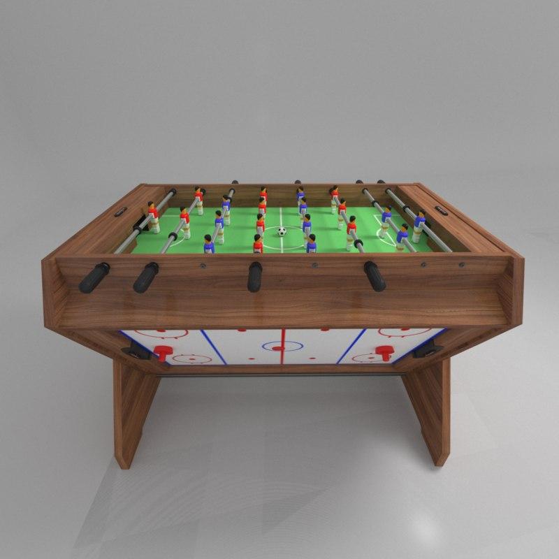 Table 3 1 Football Model