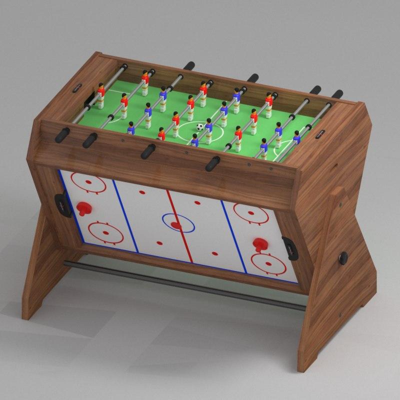 ... Table 3 1 Football Model ...