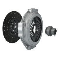3D model lut clutch disc