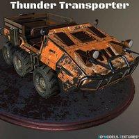 thunder transporter model