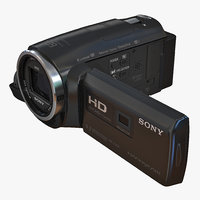 hd camcorder built projector 3D