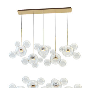 giopato coombes chandelier btc24z-pe1-bzbc 3D model
