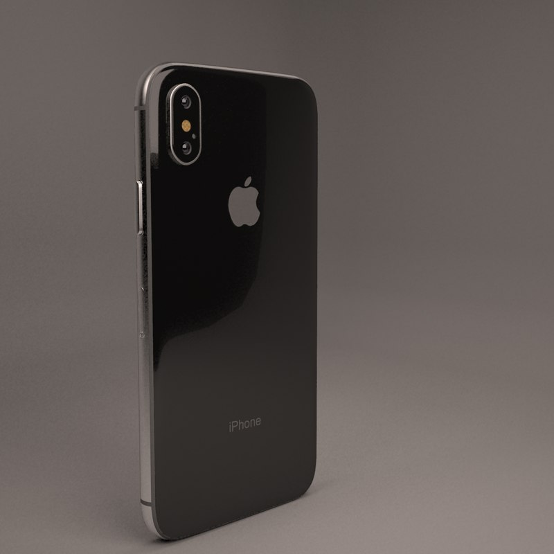 3d app for iphone x