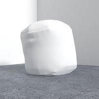 simple beanbag 3D model