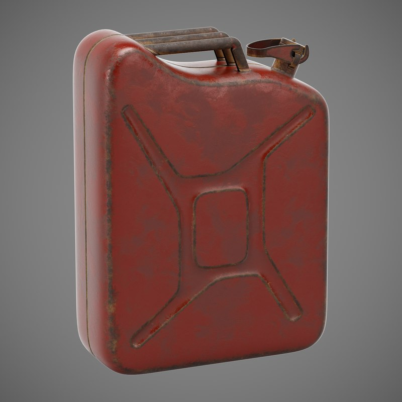 3D canister