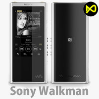 sony player nw 3D