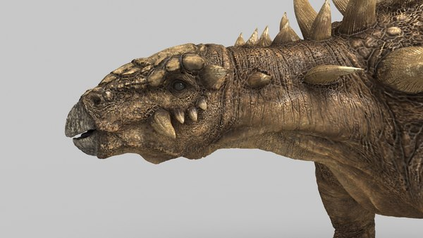 polocanthus 3D model