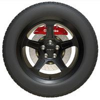 3D srt wheel