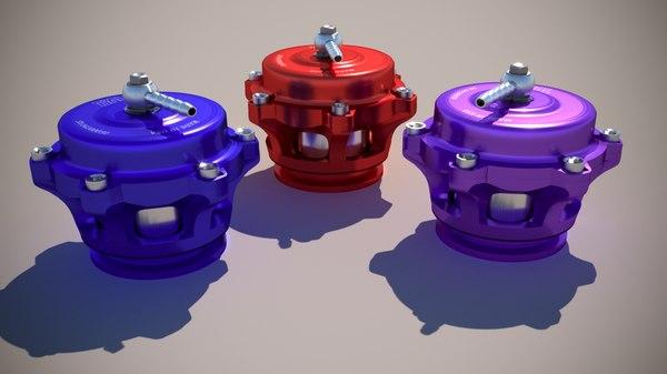 3D blow valve tial