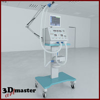 Ventilator Medical Equipment