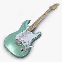 Fender Strat Guitar