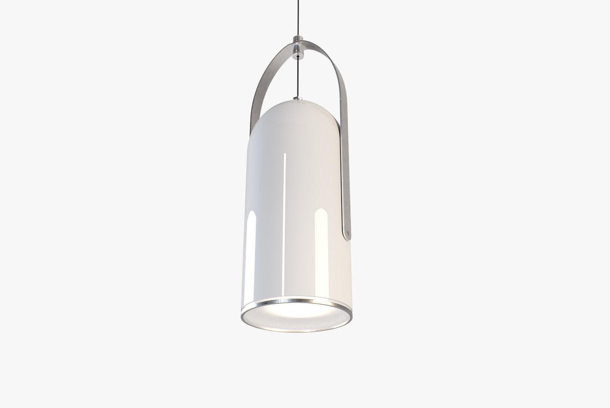 3D design light 02 model