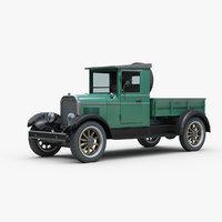 1928 chevrolet pickup 3D