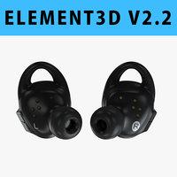 E3D - Samsung Gear IconX 2018