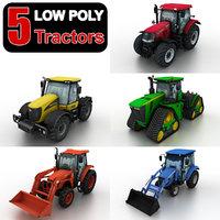 tractors traffic model