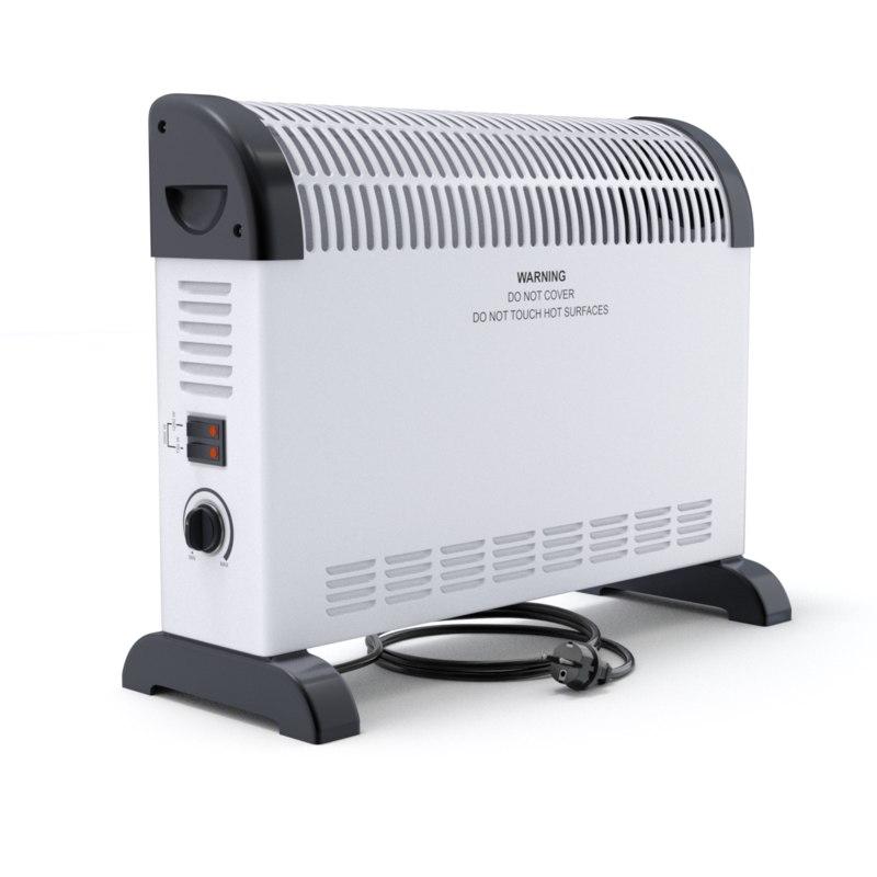 convector heater model