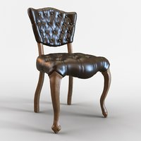 Brown_Dining_Chair