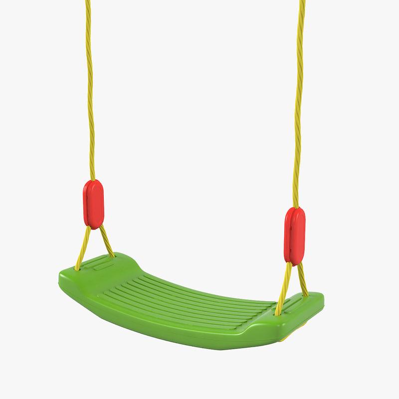 3D outdoor swing homee