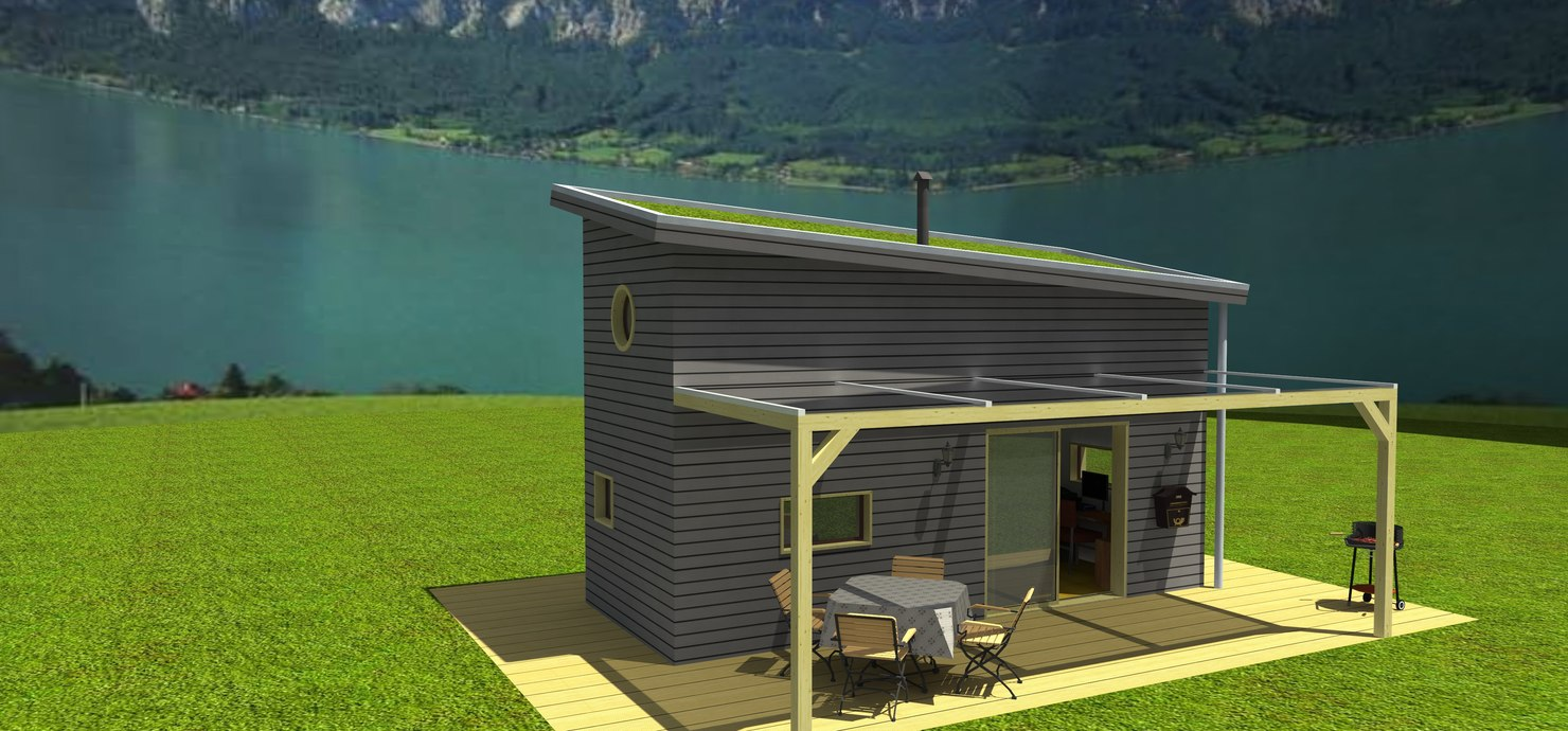 mini house 3D