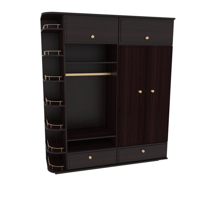 3D sideboard wardrobe