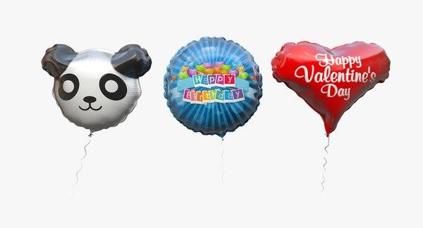 balloons model