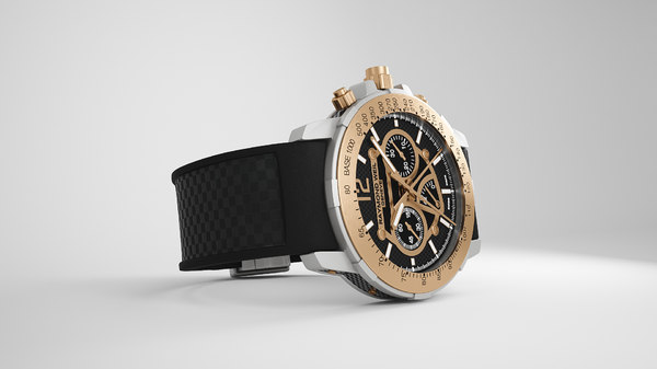 3D raymond weil watches