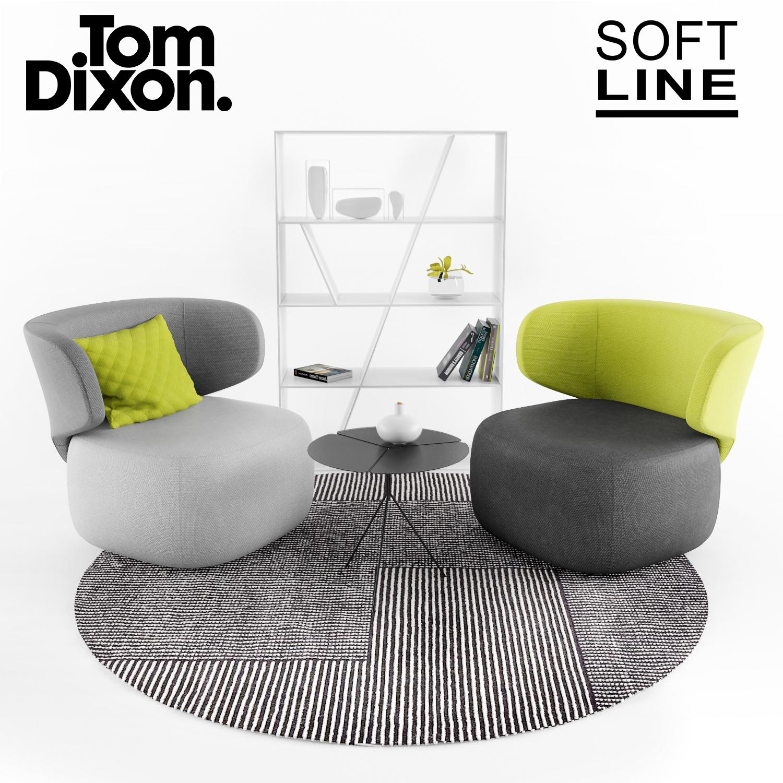 TischTom Softline Dixon Teppich und Basel Folia Regal Stuhl BB mit nOXw0N8Pk