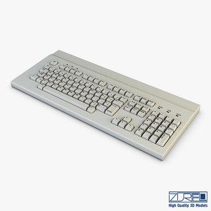 keyboard v 1 model