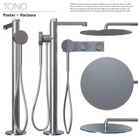 faucets tono foster partners 3D model