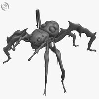 fantasy spider model