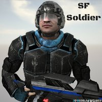 SF Soldier