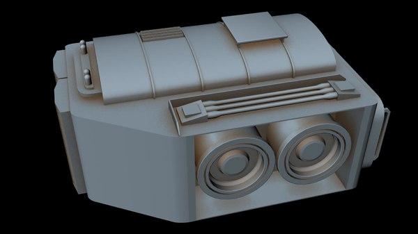 starship 3D