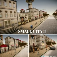 small city 3 3D