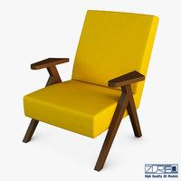 hamary chair 3D model
