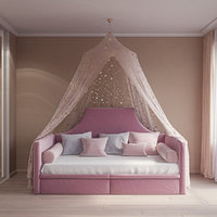 Custom Baby sofa with canopy