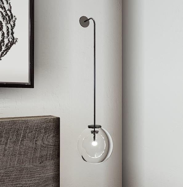 3D model light globe
