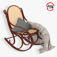 rocking chair Viennese