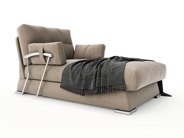 3D chaise dudinka