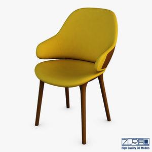 3D ciel chairs von tabisso model