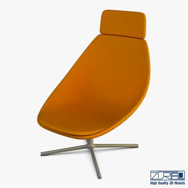 3D kedro chair