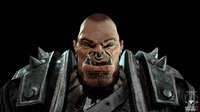 warcraft orc bust 3D model