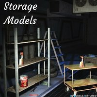 storage 3D