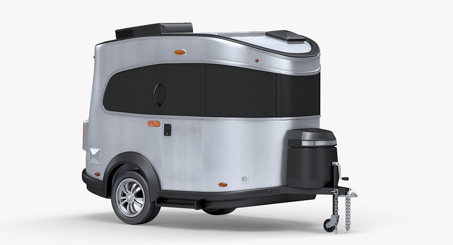 Airstream Travel Trailers >> Travel Trailer Airstream Basecamp