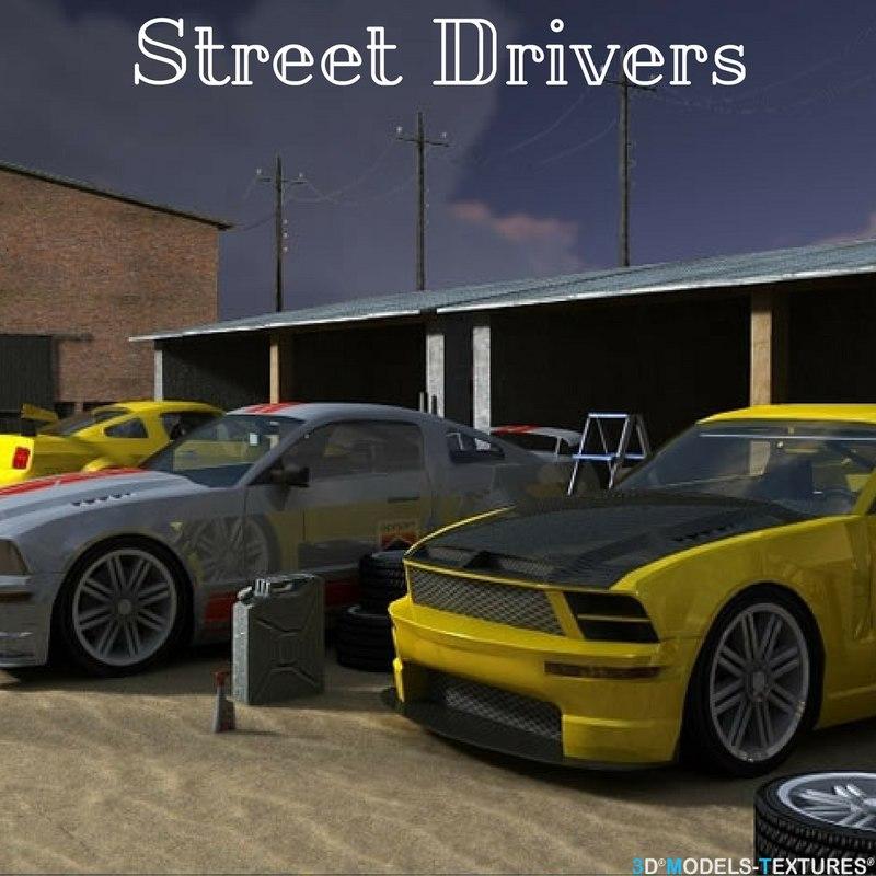 street drivers model