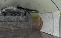 Station metro Prospekt Slavy